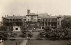 Chalmers Hospital, LHSA Photographic Collection